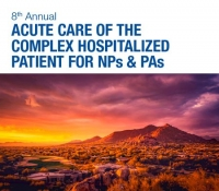 8th Acute Care of the Complex Hospitalized Patient for NPs And PAs