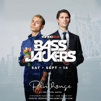 Bassjackers live at Ravel Penthouse 808