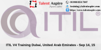 ITIL V4 Foundation Certification Training Course in Dubai, United Arab Emirates
