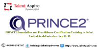 PRINCE2 Foundation and Practitioner Certification Training Course in Dubai, United Arab Emirates