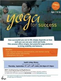 Yoga For Success