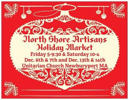 North Shore Artisans Holiday Market, Essex, Massachusetts, United States