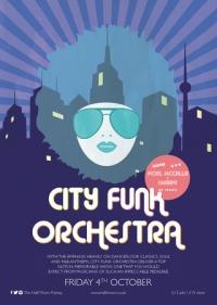 City Funk Orchestra Live at Half Moon Putney London Friday 4 October