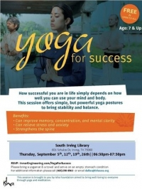Yoga For Success 2019