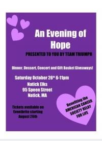 An Evening Of Hope