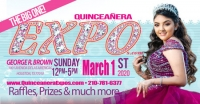 Houston Quinceanera Expo 03-01-2020 at George R. Brown Tickets At The Door