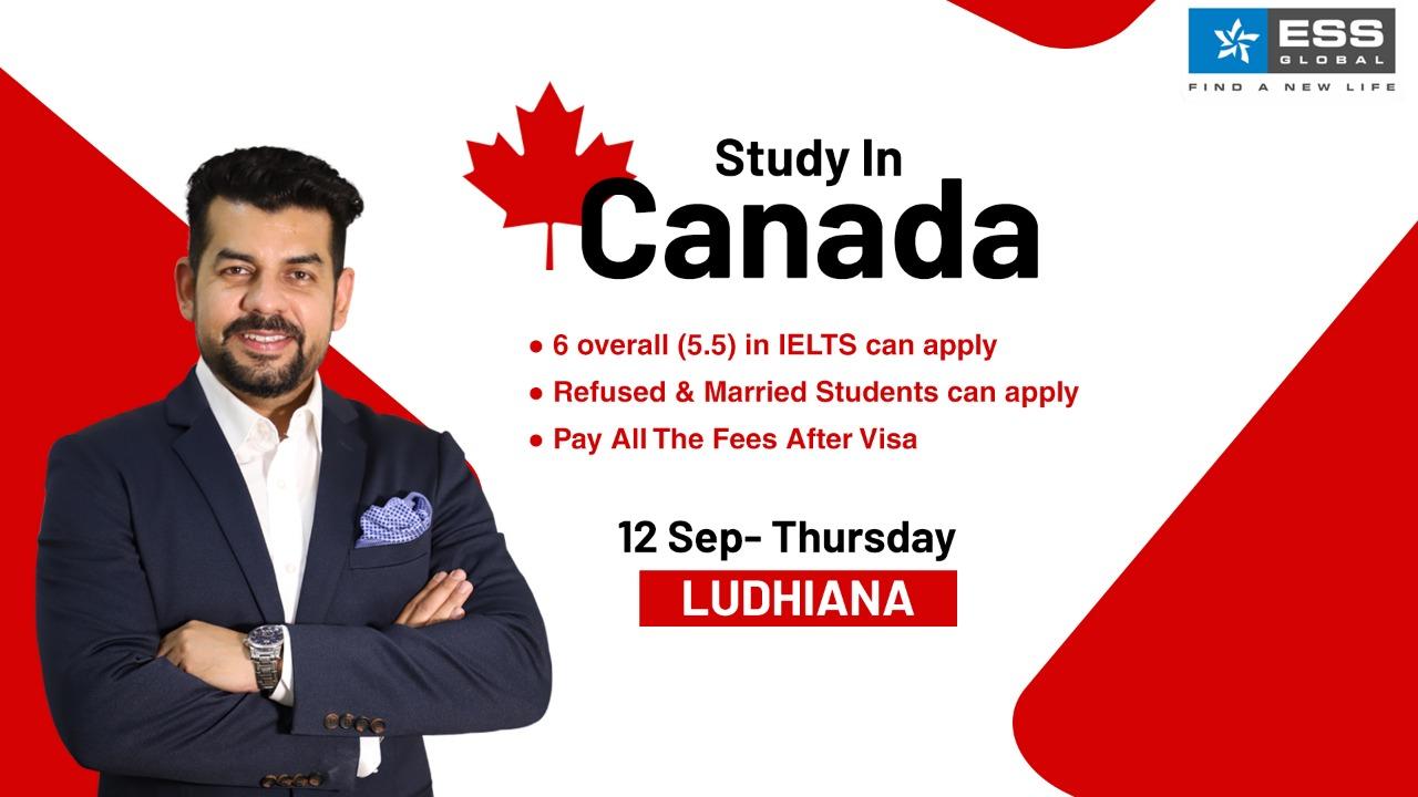 Canada Application Week, Ludhiana, Punjab, India