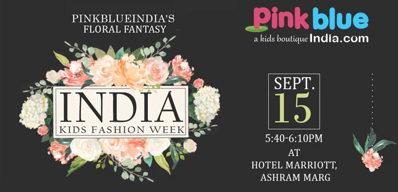Kids Celebrity Designer - Aastha Agarwal to showcase her collection at India Kids Fashion Week in Jaipur, Jaipur, Rajasthan, India