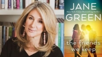 Best selling author Jane Green at PWPL