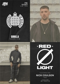 Ministry of Sound Presents: Redlight