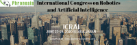 International Congress on Robotics and Artificial Intelligence