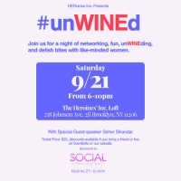 #unWINEd: A night of networking, conversations and wine