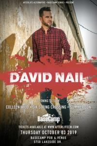 David Nail Live at Basecamp