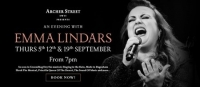 An Evening with Emma Lindars