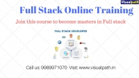 Full Stack Online Training |Best Full Stack Training