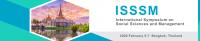 International Symposium on Social Sciences and Management (ISSSM)