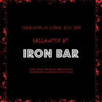 Iron Bar Halloween party 2019 only 15$