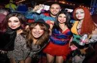 Dallas Halloween Weekend Deep Ellum Pub Crawl - October 2019