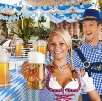 Oktoberfest Heads To Fulham's Fully Transformed Neverland Popup