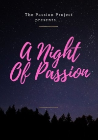 A Night of Passion // Jazz Improv and Open Mic