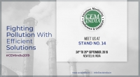Participation of Axis India in CEM India