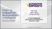Participation of Axis India in Automation EXPO 2019