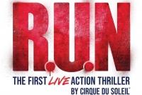 Cheap Tickets for Cirque du Soleil R.U.N