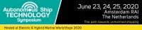 Autonomous Ship Technology Symposium 2020, The Netherlands - June 23 - 25