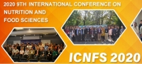 2020 9th International Conference on Nutrition and Food Sciences (ICNFS 2020)