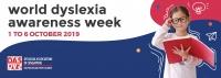 DAS - World Dyslexia Awareness Week 2019