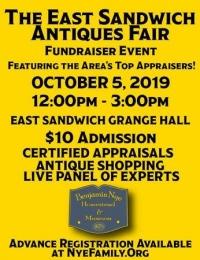 The East Sandwich Antiques Fair