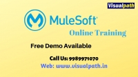 Mulesoft Training | Best Mulesoft Online Training