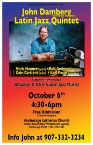 ALC Concert Series: John Damberg Latin Jazz Quintet