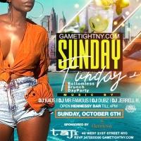 Taj Lounge NYC Sunday Funday Brunch and Day Party 2019