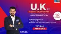 UK Study Visa Application Week