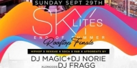 NYC Rooftop Summer Finale DayParty w/ Free Drinks