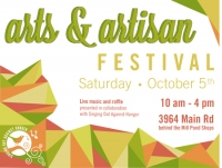 Arts and Artisan Festival, Tiverton Four Corners
