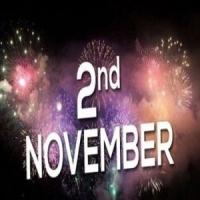 London and Harrow Fireworks Display 2nd November 2019 - CELEBRATION OF CULTUR