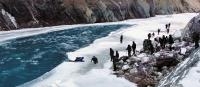 Chadar Frozen River Trek