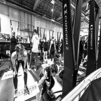 HYROX Dallas Fitness Competition 2020