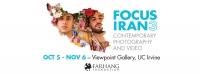 Focus Iran 3: Orange County Opening Reception & Exhibition