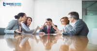 Conflict Management in the Workplace: How to Deal with Difficult People, Tough Situations, and Disagreements Without Being Stressed