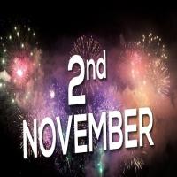 Ealing & Harrow Fireworks Display, Saturday 2nd November 2019