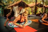 Yoga TTC in Goa India