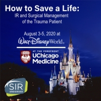 IR and Surgical Management of the Trauma Patient at Disney Aug 3-5, 2020