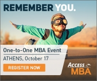 Exclusive MBA Event in Athens!