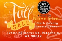 NW's LARGEST Garage and Vintage Sale