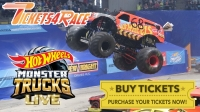 Hot Wheels Monster Trucks Live Tickets Cheap