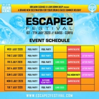 Escape2 Festival - Corfu 2020