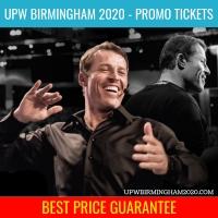 TONY ROBBINS UPW Birmingham 2020